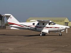 LAC Marine | Extra EA-400 | G-CITW (Bradley at EGSH) Tags: egsu dux duxford duxfordaerodrome iwmduxford aircraft ga generalaviation lacmarine extraea400 gcitw