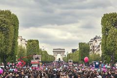 Printemps Solidaire (RG Video) Tags: printemps solidaire sida solidarité paris champselysée concorde marche manifestation people concert live music char arcdetriomphe