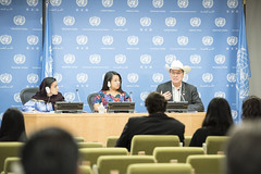 Press Conference (lamrabat1) Tags: unitednations newyork