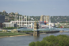 Home of the Cincinnati Reds (MLB) (ucumari photography) Tags: ucumariphotography cincinnati ohio april 2017 reds baseball dsc2033