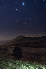 Puy de Dômes Auvergne (philippeberthuet) Tags: étoile nuits paysage volcan auvergne