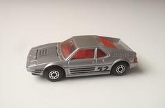 Matchbox 52 BMW M1 (Nobo Sprits) Tags: matchbox 52 bmw m1 silver 1979