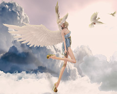 #Angel (MISS VIRTUAL WORD ♛ 2017 ❣لοץՖ ϾևԷԷΐ) Tags: angels swank event