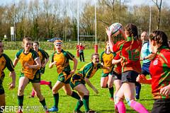 2017:03:25 14:19:58 (serenbangor) Tags: 2017 aberystwyth aberystwythuniversity bangoruniversity seren studentsunion undebbangor varsity rugby rugbyunion sport womens