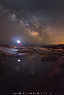 Midnight Explorer - Mirror Finish