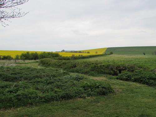Avebury: Near Silbury Hill (Wiltshire)