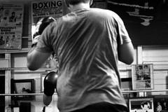 (Shooting Ben) Tags: eye concentration eyes focus boxing gym spar sparring boxinggym