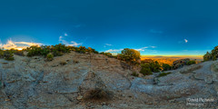 On top of Arizona (davidpichevin) Tags: arizona panorama mountains landscape desert tucson virtual spherical mountlemmon nodalninja vr360
