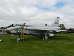 ZF598 (55-713) English Electric Lightning T.55 (graham19492000) Tags: museum coventry airmuseum aviationmuseum englishelectric midlandairmuseum 55713 zf598 lightningt55 englishelectriclightningt55