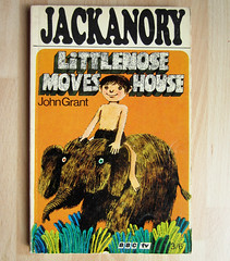 Jackanory 6 (Bollops) Tags: book books paperback bbc stories brerrabbit storytelling childrenstelevision littlenose jackanory moveshouse