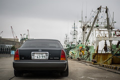 1995_Toyota_Crown_Majesta-9 () Tags: japan hachinohe toyota  crown 1995 crownmajesta  majesta