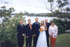 02. Scott & Cindy's wedding, November 2001