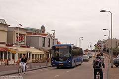 Arriva 7708 - Noordwijk, De Grent (Danil Bleumink) Tags: bus noordwijk arriva 7708