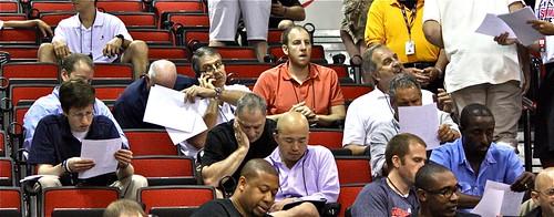 Wizards Brass - 2013 NBA Summer League
