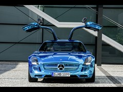 2014 Mercedes-Benz SLS AMG Coupe Electric Drive (Mr_Pictures) Tags: b k electric mercedes drive y o d c w n s m h v f e p q coupe sls amg 2014 a