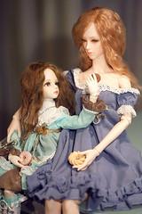IMG_7436r (ellarium) Tags: red amber sweet mabel lolita bjd soom aria leekeworld