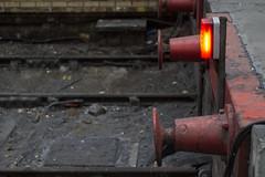 Buffers (Alexander Edward) Tags: york train track transport rail railway trains line redlight railwayline buffer thenorth yorkstation buffers cityofyork yorkrailwaystation