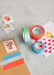 Washi Tape Ideas (cafe noHut) Tags: notebook diy craft washitapeideas