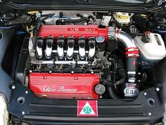 IMG_3507 (Twareg) Tags: england classic cars canon chatham alfa romeo dockyard g9 2013 twareg westlarj