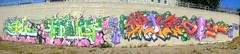 Drake Mob - Brixton (Mr Baggins) Tags: panorama streetart graffiti pano trips drake brixton johannesburg siek jozi x100 beva fujifinepixx100 drakemob