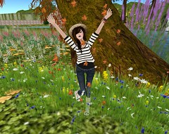 Autumn is coming!! (Calista Sirnah*) Tags: lamb cestlevie fashionablydead nudolu