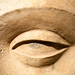Art Institute - eye detail, Head of a Bodhisattva - Pakistan or Afghanistan, Gandharan region, 4th-6th century.jpg