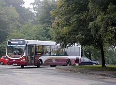 190 (Callum Colville's Lothian Buses) Tags: bus buses volvo edinburgh lothian eclips lothianbuses edinburghbus b7rle madderandwhite sn13bfv