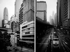 hong-kong-2013-urban-study-diptyc-05 (Raphael Olivier) Tags: china street city urban blackandwhite photography hongkong blackwhite asia cityscape photographer hong kong study metropolis raphaelolivier