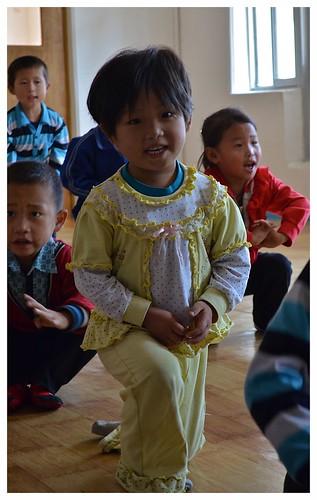 North Korea Elementary School