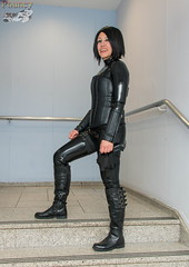 _PCY2132 (pouncy_g452) Tags: hot sexy leather costume boots cosplay vampire gothic goth latex underworld catsuit selene roleplay lfc supersexy lfccw