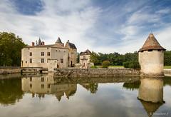 Le château de La Brède1 (bonacherajf) Tags: chateau bordelais labrède