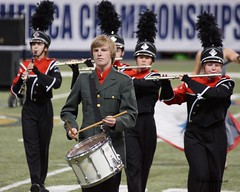 Marching Band Competition (Garagewerks) Tags: school boy male ex girl sport female high sony band sigma os apo highschool marching marchingband f28 dg a77 70200mm hsm