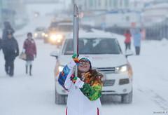 DAY 36 PHOTO DIARY TORCH RELAY (Sochi 2014 Winter Games) Tags: russia olympicflame torchrelay olympictorch россия anadyr winterolympicgames sochi2014 сочи2014 анадырь олимпийскийогонь эстафетаогня олимпийскийфакел зимниеолимпийскиеигры