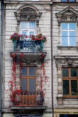Lodz (RaiLui) Tags: balcony balkon poland polen lodz