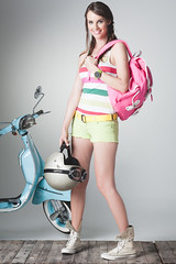 Totto Vacaciones (Jose Sarmiento García) Tags: summer fashion jose moda backpacks verano garcia campaign vacations vacaciones sarmiento campaña totto