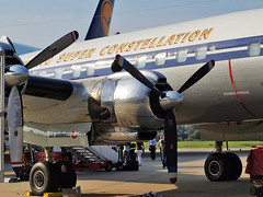 Hamburg Airport 100th Anniversary (SilentJay76) Tags: birthday germany airport anniversary hamburg ham geburtstag connie lockheed constellation breitling 100years superconstellation 100jahre l1049