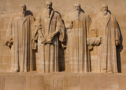 The Fathers of the Reformation