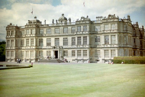 Longleat House - Summer / August 2013 - On Film