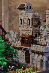 Diorama Castle 07