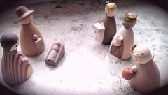 3 und 3 (dirklie65) Tags: christmas weihnachten joseph one maria caspar figuren htc melchior balthasar weihnachtsgeschichte holzfiguren jesuskind dirklie65