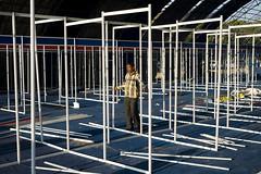 Squared (Shubh M Singh) Tags: people india work square frames d framed candid squareformat mm punjab nikkor 18 50 squared chandigarh