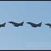 Four RAF Typhoons