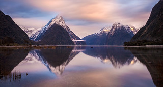 Silent Sound II | Milford Sound, New Zealand