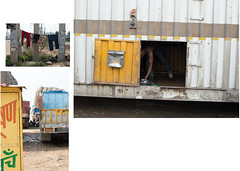 India Trucker_NH8 Road Kings-14 (Espa Da) Tags: portrait india truck portraits trucker delhi lorry gurgaon indien jaipur newdelhi lorries nh8 nationalhighway bookpages indiantrucks indianlorries indiancargo
