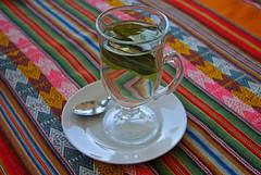 Mate de Coca (vil.sandi) Tags: peru arequipa arcadia plazadearmas matedecoca matetee