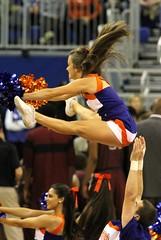 Gator Cheerleaders (dbadair) Tags: basketball florida south gators carolina sec kaitlyn uf mcgrath gamecocks 2014