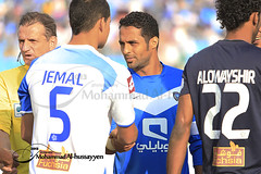 (  | mohammad al-hussayyen) Tags:    alhilal       alzaem
