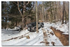 Snowy Trail Riding I (Tustin Designs) Tags: winter snow nature jeep mud offroad 4x4 trail westvirginia february jk 07 brucetonmills 2014 dailynaturetnc12