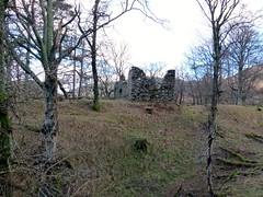 Carnbane Castle (21) (lairig4) Tags: castle scotland perthshire ruin historic glen campbell glenlyon carnbane redduncan