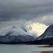 Clouds over the Mountains (Glacier National Park)